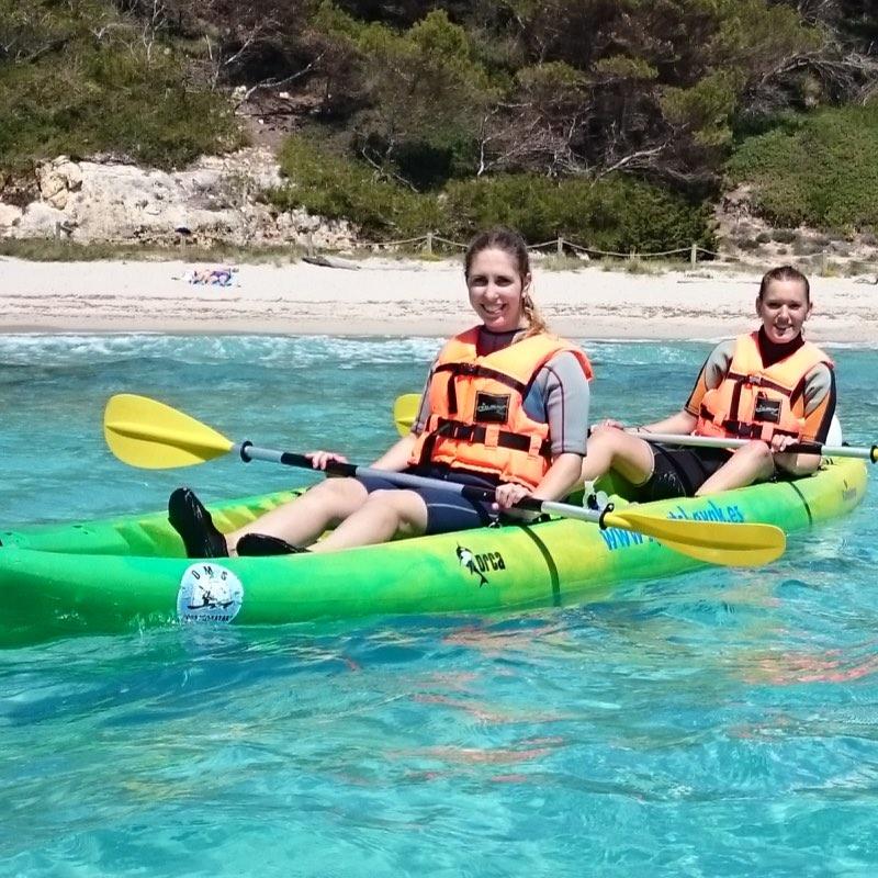 Excursion Cala Escorxada Menorca