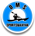 Logotipo de DMS Sports Kayak