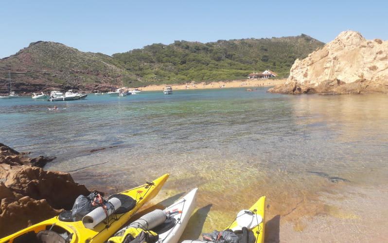 Excursion 4 dias vuelta a Menorca